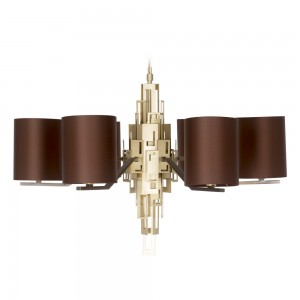 luxury chandelier: glam lamp