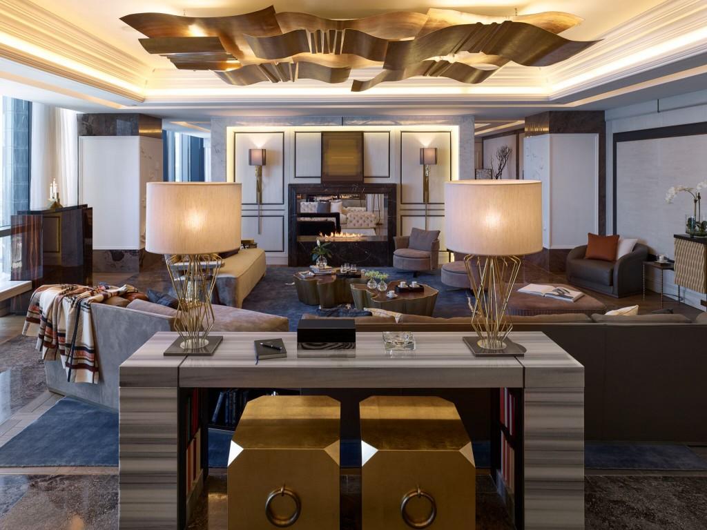 Luxury table lamps: saba lamp